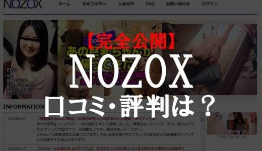 NOZOX(ノゾックス)の口コミ・評判。女性の一人暮らしの私生活を覗き見できる。